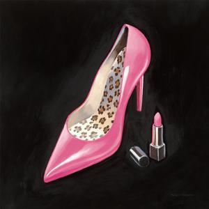 The Pink Shoe II Crop by Marco Fabiano
