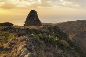 Roque at Sunrise, La Gomera, Canary Islands, Spain by Marco Isler