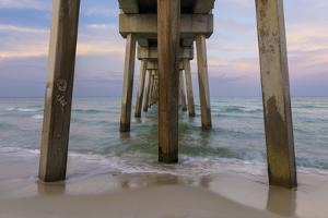 The County Pier in Panama City, Florida, Panama City Beach by Marco Isler