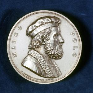 Marco Polo, Venetian Traveller and Merchant, 19th Century