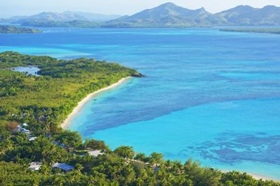 Blue Lagoon, Nacula Island, Yasawa Island Group, Fiji, South Pacific Islands, Pacific