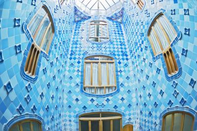 Casa Batllo, Barcelona, Catalonia, Spain by Marco Simoni