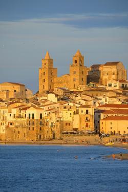 Cefalu, Sicily, Italy, Europe. by Marco Simoni