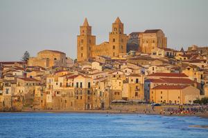Cefalu, Sicily, Italy, Europe by Marco Simoni
