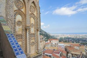 Monreale Cathedral, Monreale, Sicily, Italy, Europe by Marco Simoni