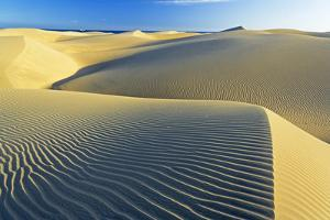 Sand Dunes, Maspalomas, Gran Canaria, Canary Islands, Spain by Marco Simoni