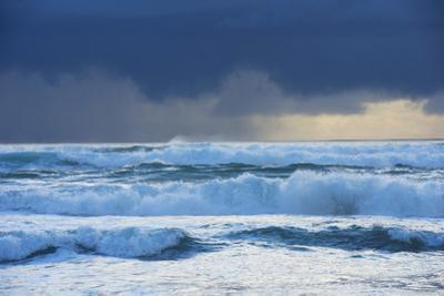 Waves, Paparoa National Park, West Coast, South Island, New Zealand by Marco Simoni