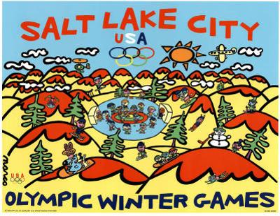 Olympics Salt lake City 2002