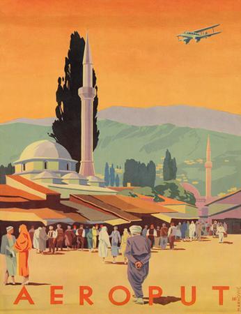 Aeroput Yugoslavia c.1930s