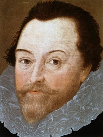 Sir Francis Drake, English Sailor, 1591