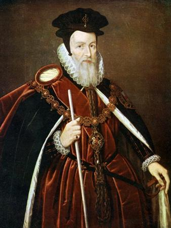William Cecil, 1st Baron Burghley, 16th Century