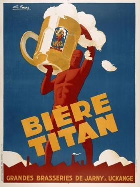 Biere Titan by Marcus Jules