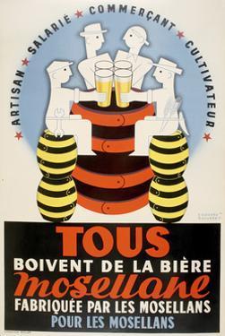 Boivent de la Biere by Marcus Jules