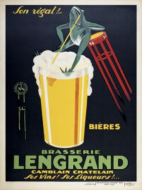 Brasserie Lengrand by Marcus Jules