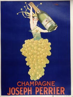 Champagne - Joseph Perrier by Marcus Jules