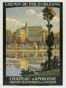 Chateau D Amboise by Marcus Jules