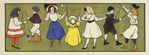 Children s Panel - Girls by Marcus Jules