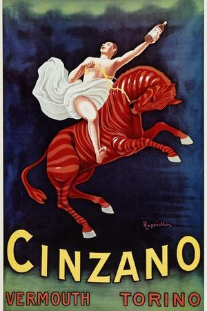 Cinzano- Vermouth