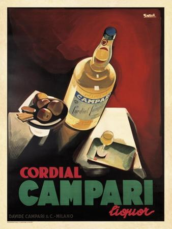 Cordial Campari by Marcus Jules