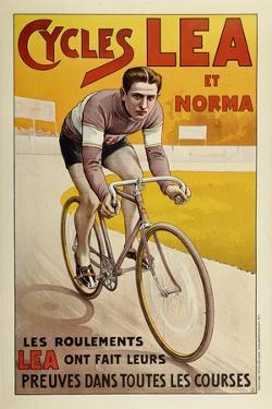 Cycles Lea Et Norma by Marcus Jules
