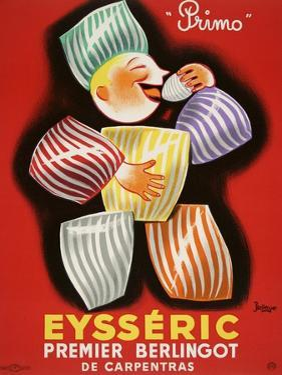Eysseric Berlingot - Red by Marcus Jules