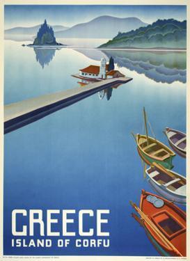 Greece Corfu by Marcus Jules