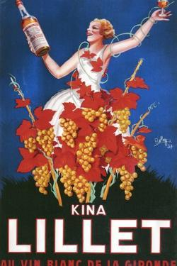 Kina Lillet by Marcus Jules