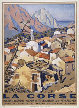 La Corse by Marcus Jules