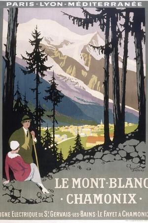 Le Mont Blanc Chamonix