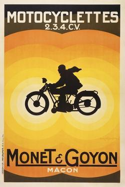 Monet and Goyon by Marcus Jules