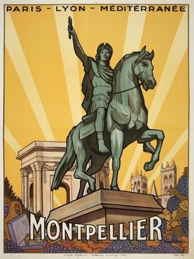 Montpellier by Marcus Jules