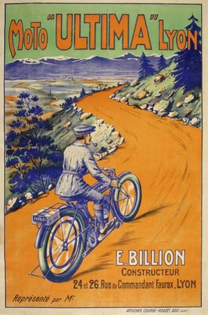 Moto Ultima Lyon by Marcus Jules