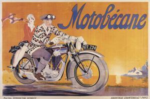 Motobecane by Marcus Jules