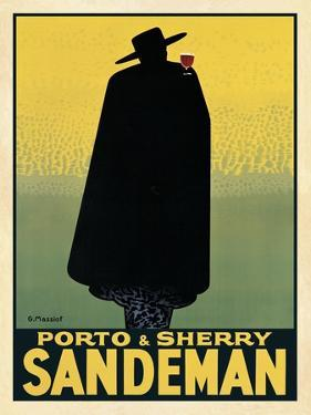 Porto and Sherry Sandeman by Marcus Jules