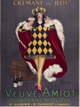 Veuve Amiot Cappiello King by Marcus Jules