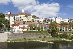 Dominican Monastery and Stiftskirche Heilig Kreuz Collegiate Church, Horb Am Neckar, Black Forest by Marcus Lange