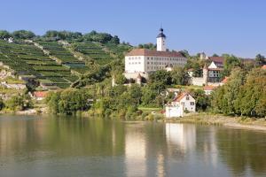 Schloss Horneck Castle, Gundelsheim, Neckartal Valley by Marcus Lange