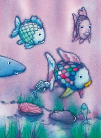 The Rainbow Fish II by Marcus Pfister