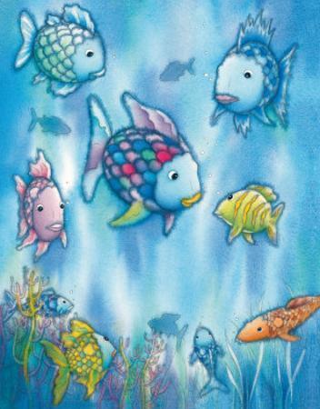The Rainbow Fish III by Marcus Pfister