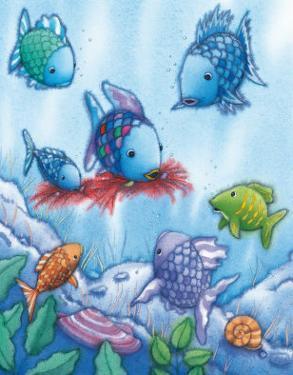 The Rainbow Fish V by Marcus Pfister