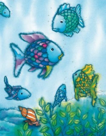 The Rainbow Fish VI by Marcus Pfister