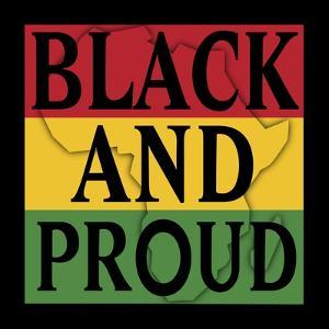 Black and Proud 1 by Marcus Prime