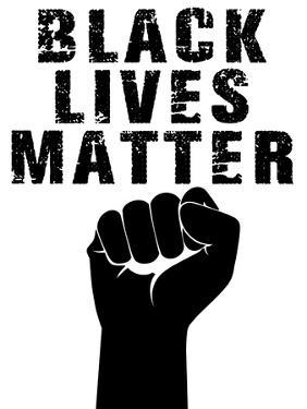 Black Lives Matter 2 by Marcus Prime