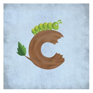 C Is For Caterpillar by Marcus Prime