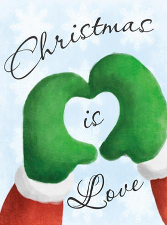 Christmas Is Love 2 by Marcus Prime