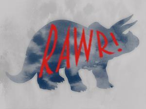 Dino Rawr by Marcus Prime