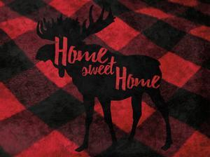 Flannel Moose by Marcus Prime