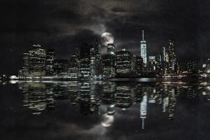 Full Moon NYC by Marcus Prime