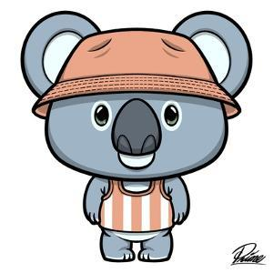 Kayden Koala by Marcus Prime