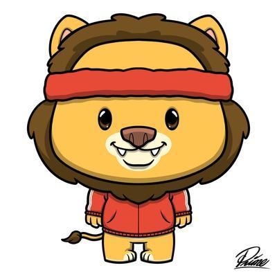 Lucas Lion